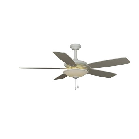 integrated led ceiling fan hton bay menage 52 in integrated led indoor low