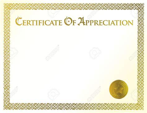 17 Church Certificate Templates Free Printable Sle Designs Blank Vector Awards Certificate Appreciation