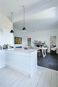petite cuisine ouverte sur sejour 2 salon cuisine With idees cuisine americaine