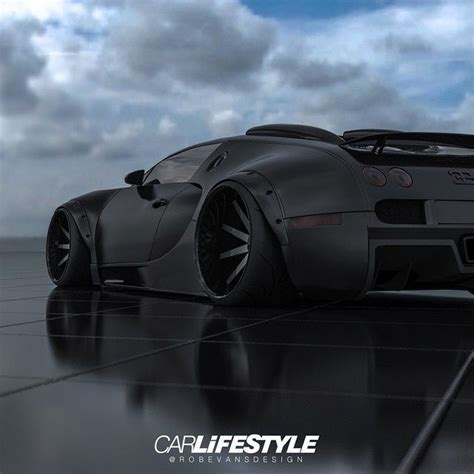 Make the wrong choice and…well, you're stuck with it all season. Matte #BLACK @bugatti Veyron #robevansdesign | Liberty ...