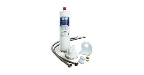 kitchen sink water filter systems aquifer water filtration system k 200 kohler 9533