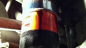 Fram Oil Filter Leaking Badly