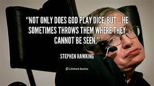 Stephen Hawking Quotes About God QuotesGram