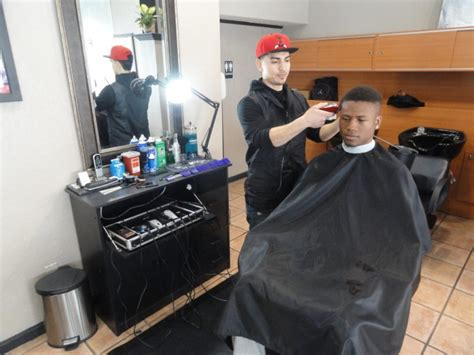 22 year old opens up concord barber shop pleasant hill