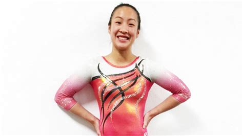 slo high gymnast compete junior olympics nationals san