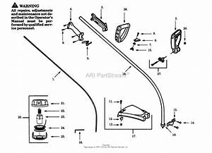 Poulan Lt7000 Gas Trimmer Parts Diagram For Drive Shaft