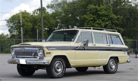 1970 jeep wagoneer 1970 jeep grand wagoneer project car classic jeep