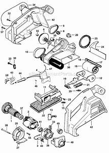 Black And Decker 7498 Parts List And Diagram