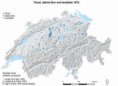 Flood Wsl Swiss Landslide Damage