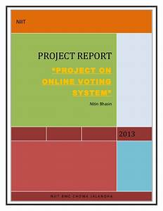 online voting system project file With online voting system documentation pdf