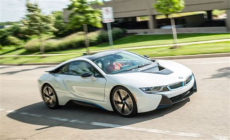 2019 Bmw I8 Roadster First Drive