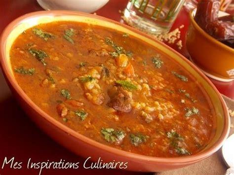cuisine du ramadan 39 chorba 39 in cuisine du monde cuisine algerienne recettes