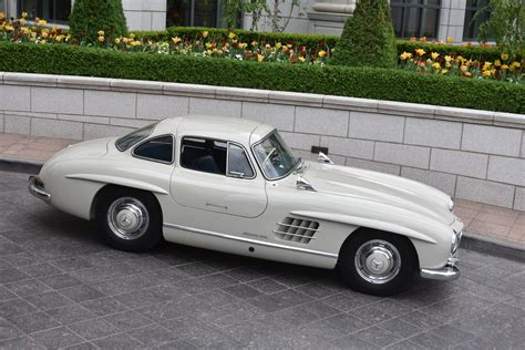 This mercedes 300sl sold for a cold hard sum of sequential cash. #23299 1954 Mercedes-Benz 300SL Gullwing For Sale | Car And Classic