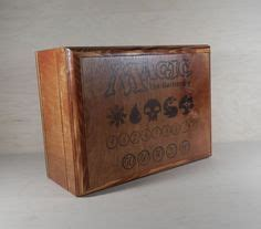 1000 images about on magic cards deck box and cards