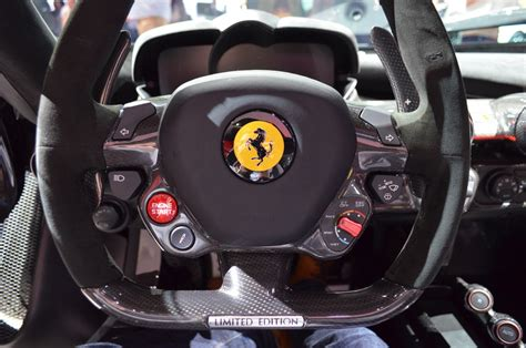 Photos Of Ferrari's £2m Hybrid
