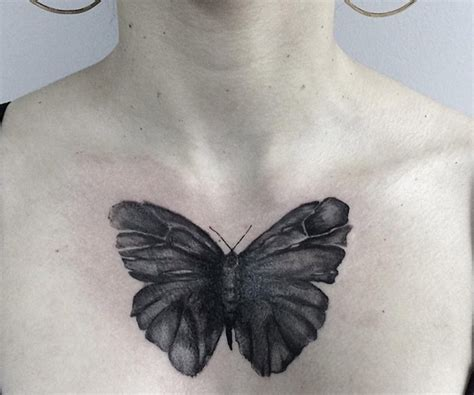 Modele Tatouage Papillon Modele Tatouage Papillon With