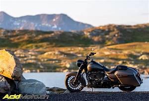 Moto Qui Roule Toute Seul : essai harley davidson road king special le tourisme l am ricaine le site ~ Medecine-chirurgie-esthetiques.com Avis de Voitures