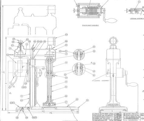 laboratory flotation machine drawings dimensions