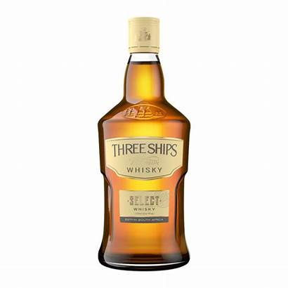 Ships Three Whisky Select 750ml Makro 3yo