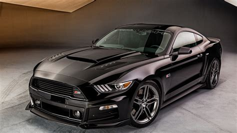 2015 Roush Ford Mustang Rs Wallpaper