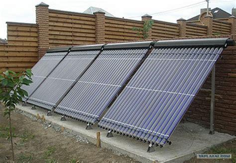 Высокоэффективный солнечный коллектор своими руками