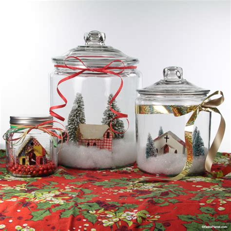 jar decorating ideas for christmas diy decorating ideas with apothecary jars and kitchen canisters
