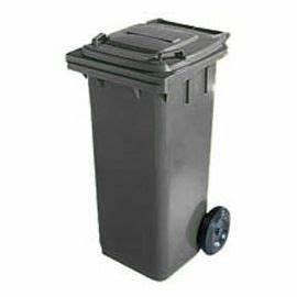 Conteneur Poubelle Brico Depot : poubelle 2 roues voirie eda 240l castorama ~ Melissatoandfro.com Idées de Décoration