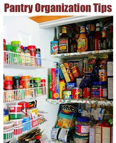 kitchen pantry organization tips 1000 images about lighting automatic closet pantry 5487