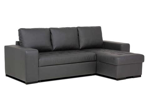 canapé d angle noir conforama canapé d angle conforama urbantrott com
