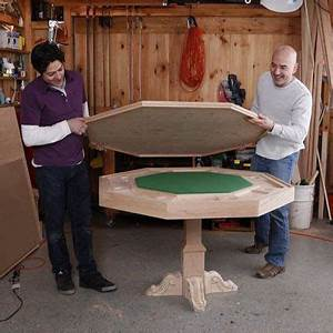 How To Build A Poker Table New Projects Pinterest