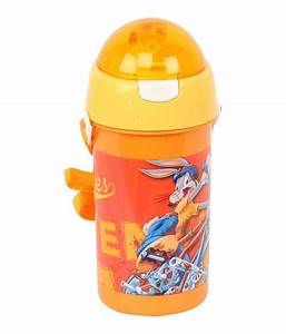 Looney Tunes Bugs Bunny Water Bottle 500ml: Buy Online at ...