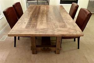 making weathered pine boards gray weathered barn board With barn board dining room tables