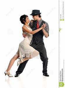 Couple Dancing Tango stock photo Image of action, event 18121896