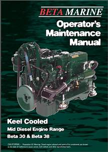 Beta 30 Engine Manual