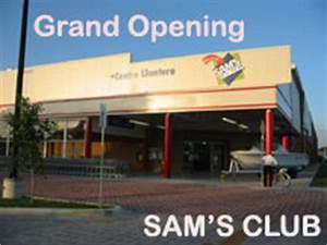 Grand opening Sams Club in Playa del Carmen - Playa Maya ...