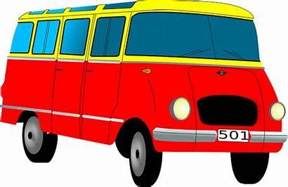 Bus Cartoon Gambar Clipart