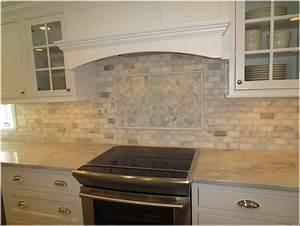 marble subway tile backsplash kitchen tiles home With how to design a backsplash