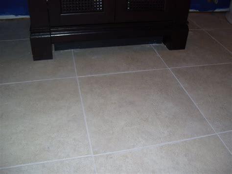 install luxury vinyl tile  grout