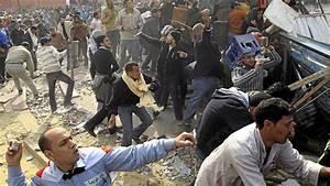 Power struggle within Mubarak regime sending mixed signals ...