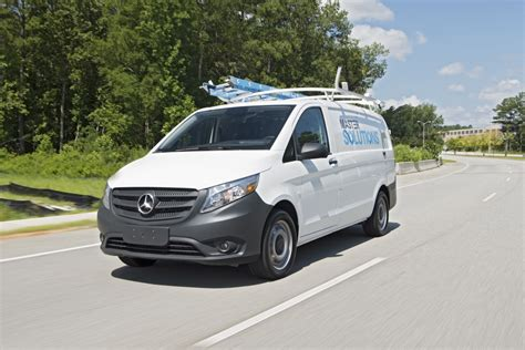 mercedes minivan luxury brand mercedes targets commercial market with no