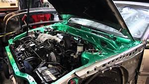 Ford Probe Mk1 3 0l V6 Vulcan First Startup  Es Lebt