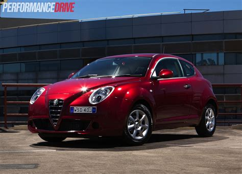2014 Alfa Romeo Mito Twinair & 14 Review (video
