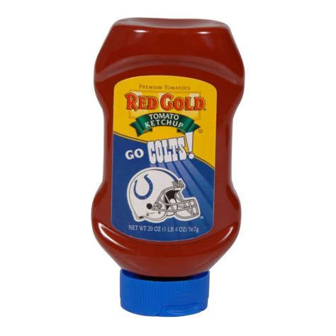 Red Gold Ketchup Upside Down Squeeze Bottles Indianapolis ...
