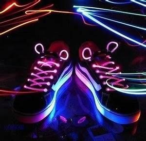 Led shoelace flash shoelace luminous shoelace neon
