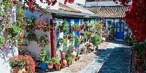 "Córdoba's colorful ""Festival de los Patios"" and cultural"