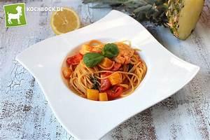 Pasta Mit Garnelen : spaghetti mit garnelen ananas ~ Orissabook.com Haus und Dekorationen