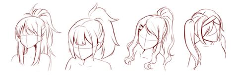 animated hair styles what is the meaning of the different hairstyles in anime 8468