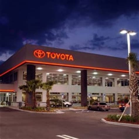 Central Florida Toyota by Central Florida Toyota South Orange Blossom Trail Obt