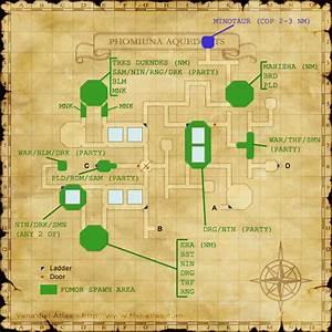 Phomiuna Aqueducts FFXIclopedia The Final Fantasy XI