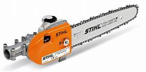 Elagueuse Sur Perche Stihl : ht pole pruner attachment with lightweight bar ~ Dailycaller-alerts.com Idées de Décoration